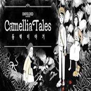 Unfolded Camellia Tales