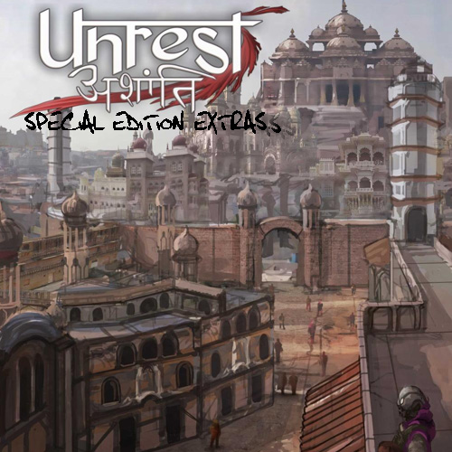 Unrest Special Edition Extras Digital Download Price Comparison
