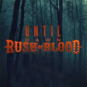 Until Dawn Rush of Blood Ps4 Code Price Comparison
