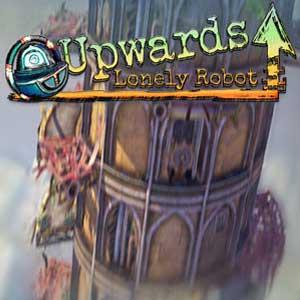 Upwards Lonely Robot
