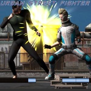 Urban Street Fighter