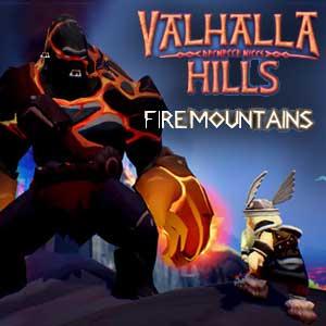 Valhalla Hills Fire Mountains
