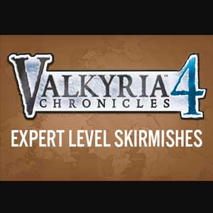Valkyria Chronicles 4 Expert Level Skirmishes Digital Download Price Comparison