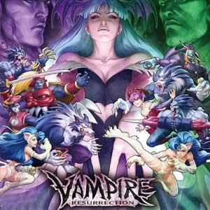 Vampire Resurrection PS3 Code Price Comparison