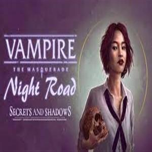 Vampire The Masquerade Night Road Secrets and Shadows