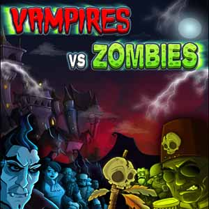 Vampires vs Zombies Digital Download Price Comparison