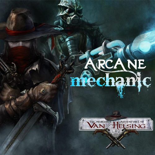 Van Helsing Arcane Mechanic Digital Download Price Comparison