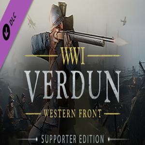 Verdun Supporter Edition Upgrade
