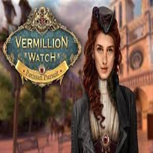 Vermillion Watch Parisian Pursuit