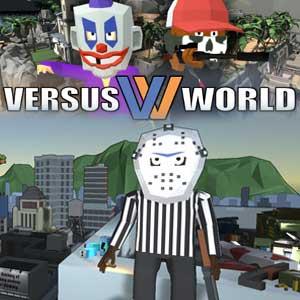 Versus World Digital Download Price Comparison