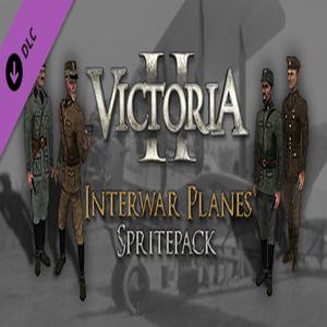 Victoria 2 Interwar Planes Sprite Pack