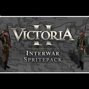 Victoria 2 Interwar Spritepack Digital Download Price Comparison