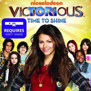 Victorious Time to Shine XBox 360 Code Price Comparison