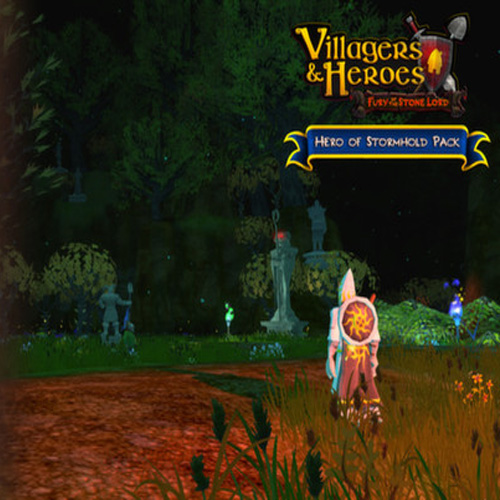Villagers and Heroes Hero of Stormhold Pack Digital Download Price Comparison