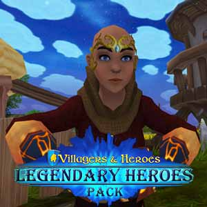 Villagers and Heroes Legendary Heroes Pack Digital Download Price Comparison