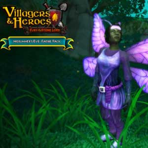 Villagers and Heroes Midsummers Eve Faerie Pack Digital Download Price Comparison