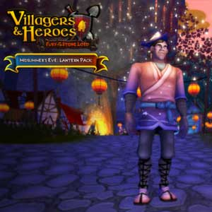 Villagers and Heroes Midsummers Eve Lantern Pack Digital Download Price Comparison