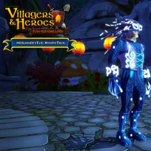 Villagers and Heroes Midsummers Eve Nymph Pack Digital Download Price Comparison