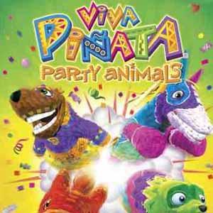 Viva Pinata Party Animals XBox 360 Code Price Comparison
