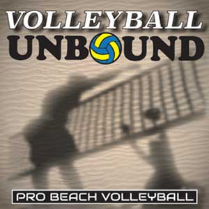 Volleyball Unbound Pro Beach Volleyball
