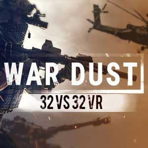 WAR DUST 32 VS 32 BATTLES VR Digital Download Price Comparison