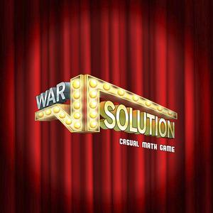 War Solution Casual Math Game