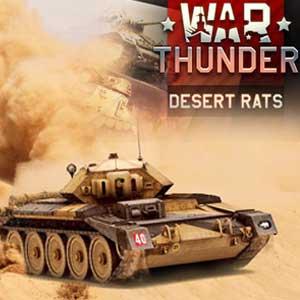 War Thunder Desert Rats Digital Download Price Comparison