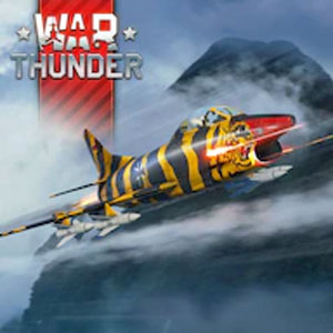 War Thunder German Fiat G.91 R/4 Pack
