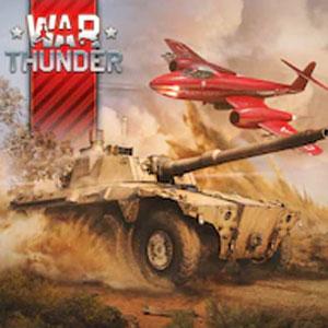 War Thunder Ixwa Strike Bundle