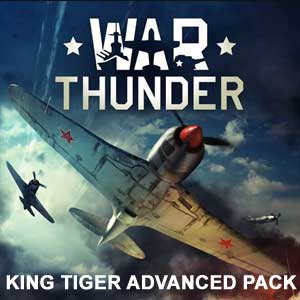 War Thunder King Tiger Advanced Pack Digital Download Price Comparison