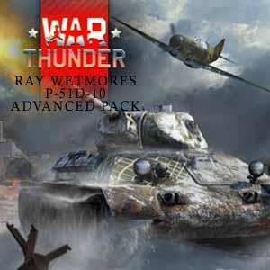 War Thunder Ray Wetmores P-51D-10 Advanced Pack Digital Download Price Comparison