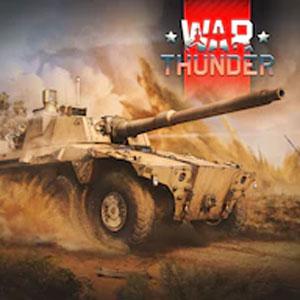 War Thunder Rooikat 105 Pack