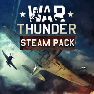 War Thunder Steam Pack Digital Download Price Comparison