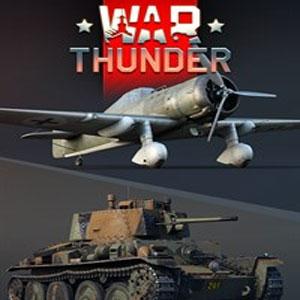 War Thunder Swedish Starter Pack