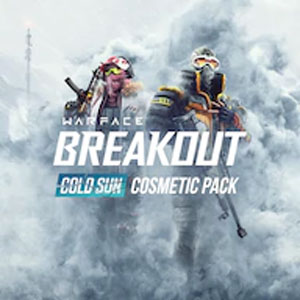 Warface Breakout Cold Sun Cosmetic Pack