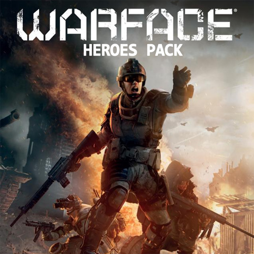 Warface Heroes Pack Digital Download Price Comparison