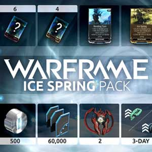 Buy Warframe Ice Spring Pack CD Key Compare Prices