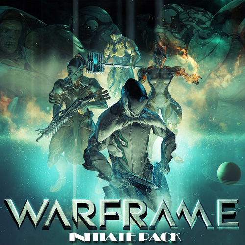 Warframe Initiate Pack Digital Download Price Comparison
