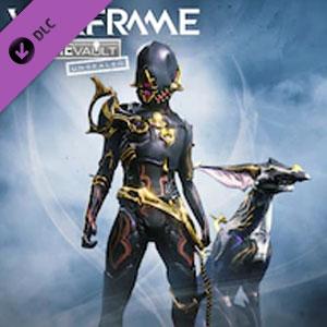 Warframe Prime Vault Zephyr Prime Accessories