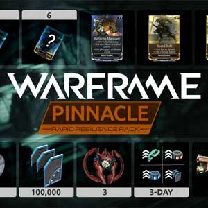 Warframe Rapid Resilience Pinnacle Digital Download Price Comparison