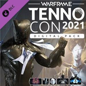 Warframe TennoCon 2021 Digital Pack