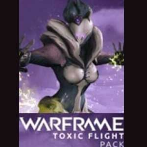 Buy Warframe Toxic Flight Pack CD Key Compare Prices