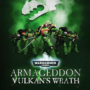 Warhammer 40K Armageddon Vulkan's Wrath