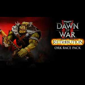 Warhammer 40K Dawn of War 2 Retribution Ork Race Pack Digital Download Price Comparison