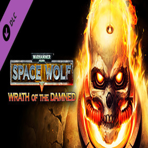 Warhammer 40k Space Wolf Wrath of the Damned