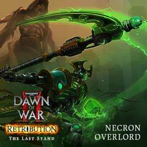 Warhammer 4K Dawn of War 2 Retribution The Last Stand Necron Overlord Digital Download Price Comparison