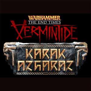 Warhammer End Times Vermintide Karak Azgaraz Digital Download Price Comparison