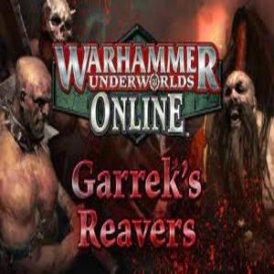 Warhammer Underworlds Online Warband Garrek's Reavers