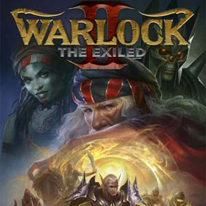 Warlock 2 The Exiled Three Mighty Mages Digital Download Price Comparison