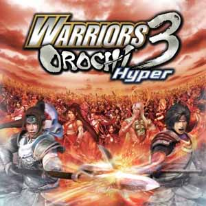 Buy Warriors Orochi 3 Hyper Nintendo Wii U Download Code Compare Prices